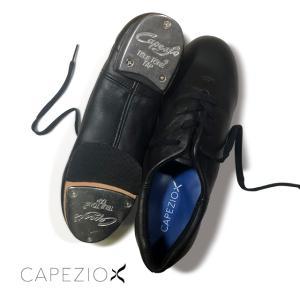 Capezio(カペジオ)タップシューズCG16 FLEX MASTR TAP(子供・女性・男性用)|basement-tapdance