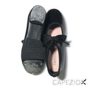 Capezio(カペジオ)タップシューズ625 Jr.TYETTE(子供用〜21.5cm)|basement-tapdance