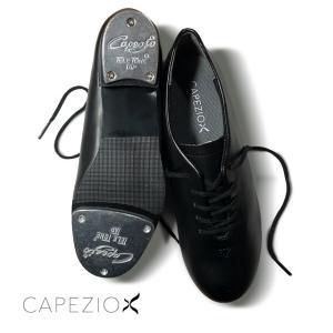 Capezio(カペジオ)タップシューズ443 TIC TAP TOE(子供・女性・男性用)|basement-tapdance