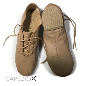 CAPEZIO(カペジオ)ジャズジューズEJ1 JazzOxford(ジャズオックスフォード)・CA...