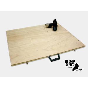 タップダンスボード どこでもタップ君スタンダード(9.0mm/12.0mm)※送料込|basement-tapdance