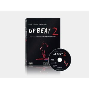 初心者〜初中級向け教則DVD ASAKI [ ASAKI'S UPBEAT2 ]|basement-tapdance