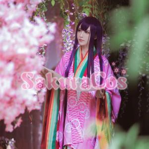【一部即納品】Fate/Grand Order FGO 紫式部 コスプレ衣装 ハロウィンコスチューム 大人 cosplay イベント アニメ|basestyle