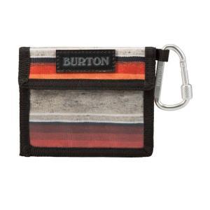 BURTON PASS CASE Bright Sinola Stripe Print  バートン パスケース  クリックポストで送料無料 |basic-surf