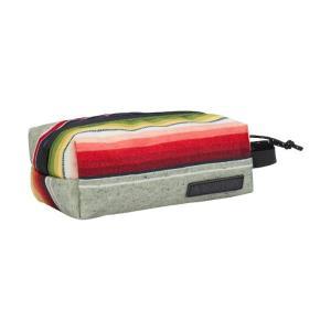 BURTON ACCESSORY CASE Bright Sinola Stripe Print  バートン アクセサリーケース|basic-surf