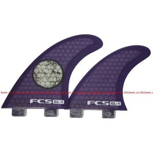 FCS FIN GL-1 Gerry Lopez QUAD FIN  FCS SUP クアッド フィン|basic-surf