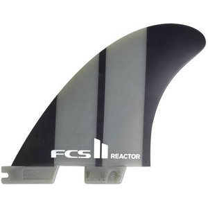 【FCS2 フィン】FCS2 REACTOR NEO GLASS TRI FIN M