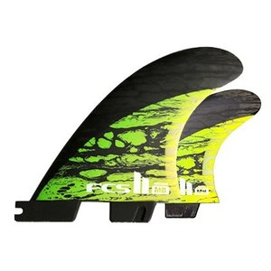 【FCS2 フィン】FCS2 MB PC CARBON TRI-QUAD 5FIN M