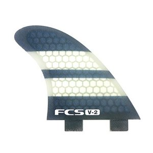 FCS V2 PC TRI FIN PERFORMANCE CORE FIN SET FCS サーフィン フィン|basic-surf