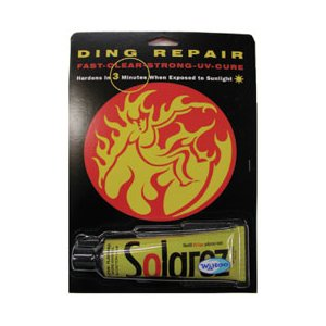 ソーラーレッズ SOLARREZ  サーフボード修理剤 リペア サーフィン ソーラーレジン|basic-surf