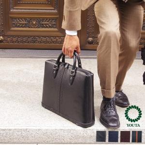 ビジネスバッグ  ビジネスバッグ 3way メンズ ブリーフケース レザー 防水 軽量 ビジネスバック y35N2  (ビジネスバッグ 通勤)youta/ヨータ|basicstyle