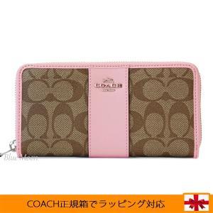 864032644c0d コーチ COACH 長財布 レディース シグネチャー ラウンドファスナー ...