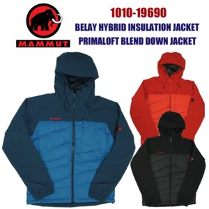MAMMUT マムート 1010-19690 BELAY HYBRID INSULATION JAC...