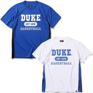 DUKE デューク Tシャツ バスケットボール メンズ/L〜XXLサイズ 20SS02 返品・交換不...