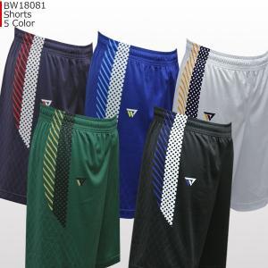 「セール」「1注文につき1点限りネコポス(250円)可能」BENCH WARMER ベンチウォーマー バスパン(バギーショーツ) BW18081 バスケ スポーツ ダンス|basketballpro