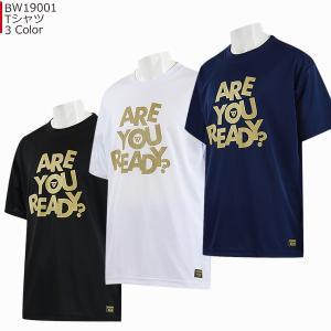 「1点限りネコポス対応」ベンチウォーマー BENCH WARMER Tシャツ BW19001 バスケ スポーツ バスケットボール ティーシャツ|basketballpro