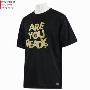「1点限りネコポス対応」ベンチウォーマー BENCH WARMER Tシャツ BW19001 バスケ スポーツ バスケットボール ティーシャツ|basketballpro|02