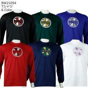 ベンチウォーマー BENCH WARMER ロングスリーブシャツ BW21054 バスケ スポーツ ロンT 長袖|basketballpro