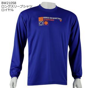 ベンチウォーマー BENCH WARMER ロングスリーブシャツ BW21058 バスケ スポーツ ロンT 長袖|basketballpro