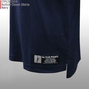 インザペイント IN THE PAINT ボタンダウン ポロシャツ ITP15335N バスケ|basketballpro|06