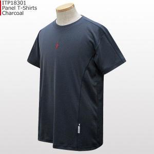 「1点限りネコポス対応」インザペイント IN THE PAINT Tシャツ ITP18301 バスケ 半袖 スポーツ ティーシャツ|basketballpro