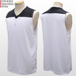 「1点限りネコポス対応」インザペイント IN THE PAINT スリーブレスシャツ  ITP18303 バスケ スポーツ 袖なし|basketballpro