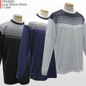 インザペイント IN THE PAINT ロングスリーブシャツ ITP18381|basketballpro