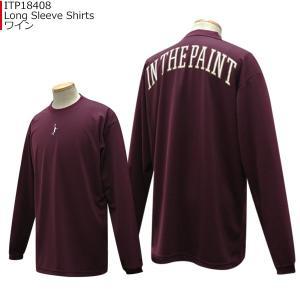 「セール」インザペイント IN THE PAINT ロングスリーブシャツ ITP18408|basketballpro|03