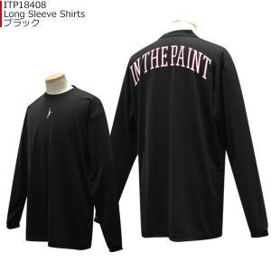 「セール」インザペイント IN THE PAINT ロングスリーブシャツ ITP18408|basketballpro|04