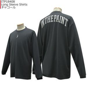「セール」インザペイント IN THE PAINT ロングスリーブシャツ ITP18408|basketballpro|06