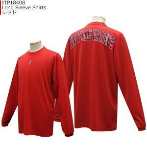 「セール」インザペイント IN THE PAINT ロングスリーブシャツ ITP18408|basketballpro|07