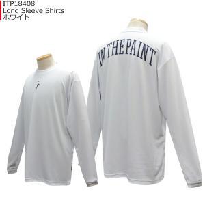 「セール」インザペイント IN THE PAINT ロングスリーブシャツ ITP18408|basketballpro|08