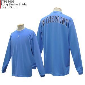 「セール」インザペイント IN THE PAINT ロングスリーブシャツ ITP18408|basketballpro|09