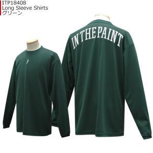 「セール」インザペイント IN THE PAINT ロングスリーブシャツ ITP18408|basketballpro|10