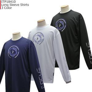 インザペイント IN THE PAINT ロングスリーブシャツ ITP18410|basketballpro