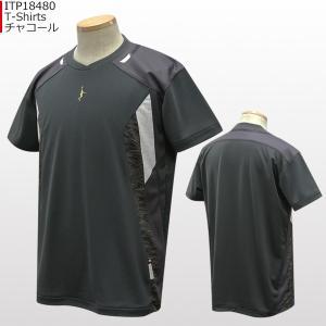「1点限りネコポス対応」インザペイント IN THE PAINT Tシャツ ITP18480 バスケ 半袖 スポーツ ティーシャツ|basketballpro