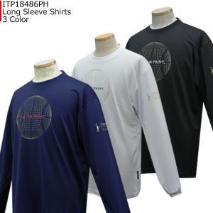「ポイント15倍」インザペイント IN THE PAINT ロングスリーブシャツ ITP18486PH バスケ スポーツ|basketballpro