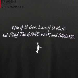 「セール」「1点限りネコポス対応」インザペイント IN THE PAINT Tシャツ ITP1901HS バスケ 半袖 スポーツ ティーシャツ|basketballpro|06
