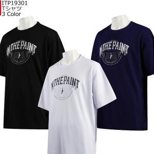 「1点限りネコポス対応」インザペイント IN THE PAINT Tシャツ ITP19301 バスケ 半袖 スポーツ ティーシャツ|basketballpro