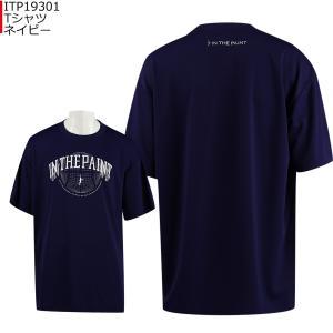 「1点限りネコポス対応」インザペイント IN THE PAINT Tシャツ ITP19301 バスケ 半袖 スポーツ ティーシャツ|basketballpro|03