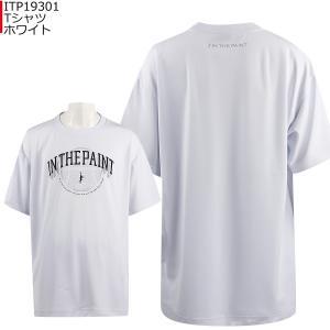「1点限りネコポス対応」インザペイント IN THE PAINT Tシャツ ITP19301 バスケ 半袖 スポーツ ティーシャツ|basketballpro|05