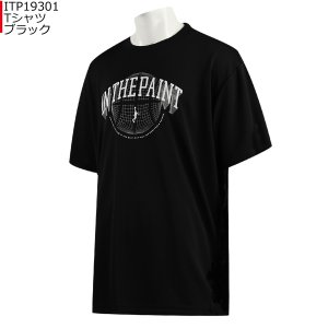 「1点限りネコポス対応」インザペイント IN THE PAINT Tシャツ ITP19301 バスケ 半袖 スポーツ ティーシャツ|basketballpro|06
