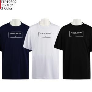 「1点限りネコポス対応」インザペイント IN THE PAINT Tシャツ ITP19302 バスケ 半袖 スポーツ ティーシャツ|basketballpro