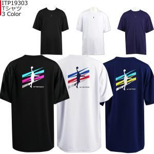 「1点限りネコポス対応」インザペイント IN THE PAINT Tシャツ ITP19303 バスケ スポーツ|basketballpro