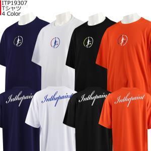 「1点限りネコポス対応」インザペイント IN THE PAINT Tシャツ ITP19307 バスケ 半袖 スポーツ ティーシャツ|basketballpro