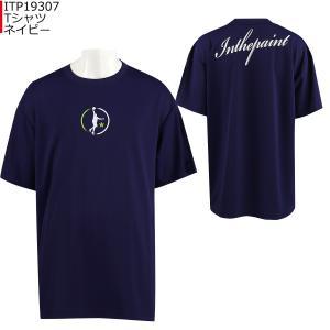 「1点限りネコポス対応」インザペイント IN THE PAINT Tシャツ ITP19307 バスケ 半袖 スポーツ ティーシャツ|basketballpro|02