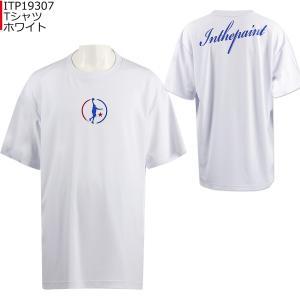 「1点限りネコポス対応」インザペイント IN THE PAINT Tシャツ ITP19307 バスケ 半袖 スポーツ ティーシャツ|basketballpro|03