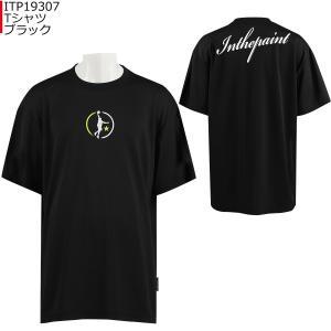 「1点限りネコポス対応」インザペイント IN THE PAINT Tシャツ ITP19307 バスケ 半袖 スポーツ ティーシャツ|basketballpro|04