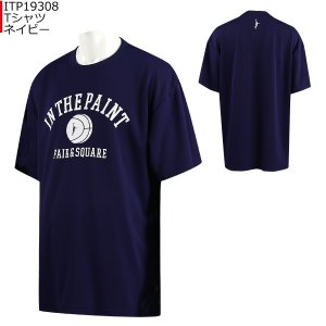 【1点限りネコポス対応】インザペイント IN THE PAINT Tシャツ ITP19308 バスケ 半袖 スポーツ ティーシャツ|basketballpro|04