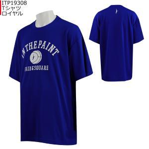 【1点限りネコポス対応】インザペイント IN THE PAINT Tシャツ ITP19308 バスケ 半袖 スポーツ ティーシャツ|basketballpro|05